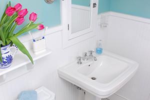 entretien ménager Terrebonne - salle de bain